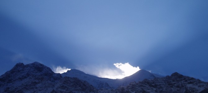 Tour des Annapurnas : Marpha – Larjung – Kalopani