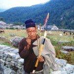 Photos de trek au Népal tir a l arc kalopani nepal 150x150