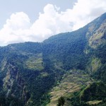 Nepal trekking pictures chomrung trek sanctuaire annapurna nepal 150x150