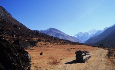 Trek dans le Langtang : Jour 4 : Langtang   Kyanjing Gompa langtang kyanjing gompa 450x273