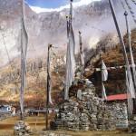 Nepal trekking pictures langtang village 150x150
