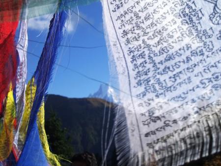 Tour des Annapurnas : Ghorepani   Poon Hill   Tadapani machhapuchhere ghorepani trek jomosom 450x338