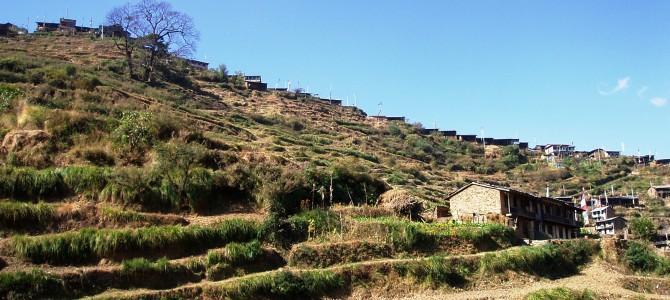 Trek dans le Langtang – Jour 2 : Dunche – Bamboo