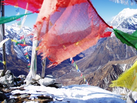 Trek dans le Langtang   Jour 5 : Ascension du Tserko Ri (4984 m) tserko ri vallee langtang 450x338