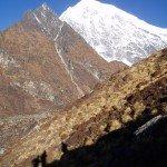 Photos de trek au Népal ascension kyanking ri langtang 150x150