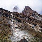 Photos de trek au Népal chutes d eau deurali sanctuaire annapurna nepal 150x150