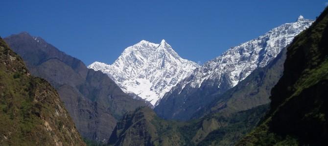 Tour des Annapurnas : Tatopani (repos)