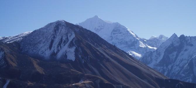 Trek dans le Langtang  – Jour 6 : Ascension du Kyanjing Ri – Kyanjing Gompa – Ghora Tabela