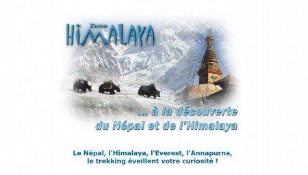 Zone Himalaya, trekking au Népal et découverte de lHimalaya zone himalaya 450x256