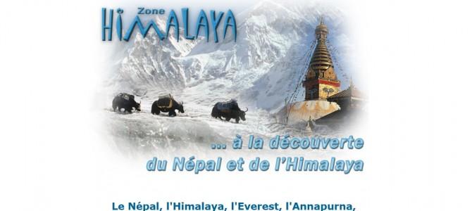 Zone Himalaya, trekking au Népal et découverte de l'Himalaya