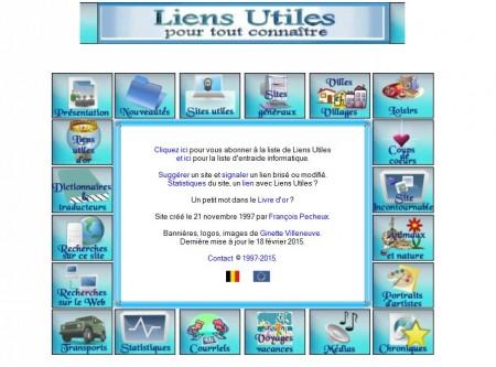 Liensutiles.org, annuaire généraliste liens utiles 450x333