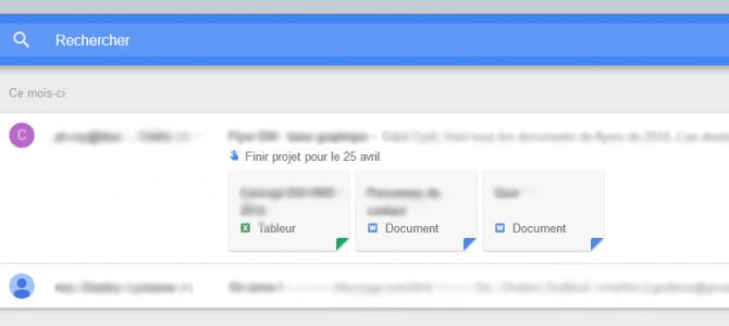 Vider sa boîte Gmail pour bien débuter dans Inbox by Google