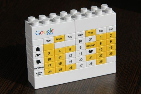 Windows 10 : synchroniser tous ses calendriers google google lego calendrier 450x300