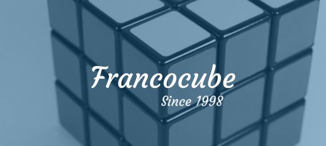 Le Rubik's Cube, c'est facile sur Francocube !