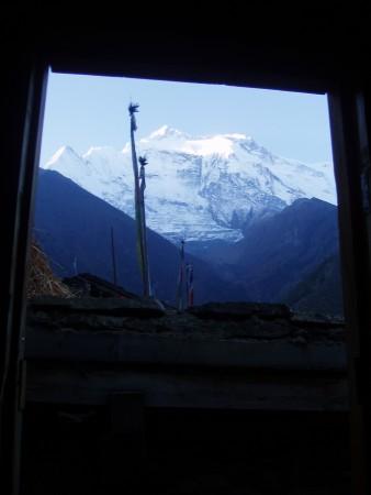 Tour des Annapurnas : Chame   Upper Pisang annapurna 2 tour des annapurnas nepal1 338x450