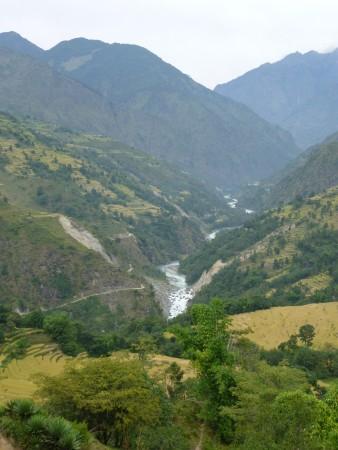 Tour des Annapurnas : Pokhara   Besisahar   Bhulbule besisahar tour des annapurnas nepal3 338x450