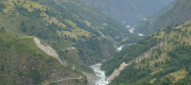 Tour des Annapurnas : Pokhara – Besisahar – Bhulbule