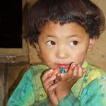 Photos de trek au Népal enfant nepalais tal nepal2 150x150