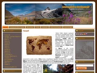 Globe-trotteur.fr, carnets de voyage