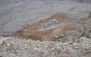 Tour des Annapurnas : Laddar   Thorung Phedi   High Camp high camp tour des annapurnas nepal 300x189