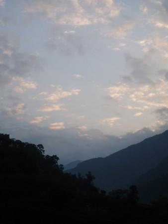 Tour des Annapurnas : Bhulbule   Bahundanda   Syanje himal chuli tour des annapurnas nepal3 338x450
