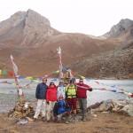 Photos de trek au Népal ice lake tour des annapurnas nepal 150x150