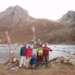 Nepal trekking pictures ice lake tour des annapurnas nepal 150x150