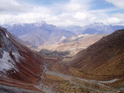 Tour des Annapurnas : High Camp   Thorung La   Muktinath muktinath thorung la tour des annapurnas nepal 400x300