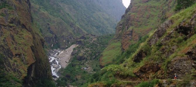 Tour des Annapurnas : Syanje – Jagat – Tal