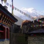 Nepal trekking pictures village upper pisang nepal2 150x150
