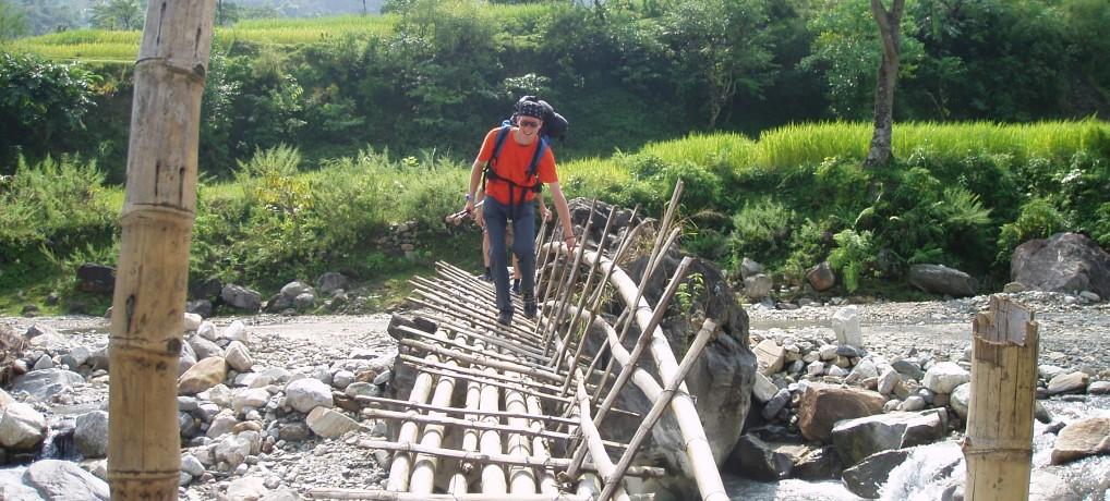 Remplir son sac à dos pour un trek au Népal