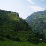 Nepal trekking pictures bhulbule syanje tour des annapurnas nepal 150x150