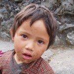 Nepal trekking pictures enfant nepalais temang nepal 150x150