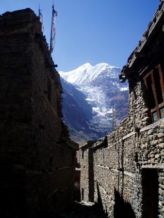 Tour des Annapurnas : Braga   Manang gangapurna manang tour des annapurnas nepal 338x450
