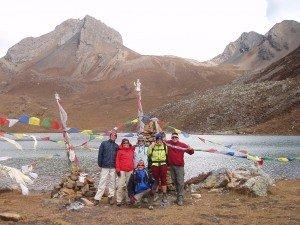 Tour des Annapurnas : Manang   Ice Lake   Manang ice lake tour des annapurnas nepal 300x225