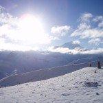Photos de trek au Népal lever soleil thorung la annapurnas nepal 150x150